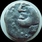 Photo numismatique  Monnaies Monnaies Gauloises Lingones, Lingons Denier, denar, denario, denarius LINGONES, LINGONS, denier KALETEDOY, 1e si�cle avant Jc, cheval, 1,95 grms, LT 8291 TB � TTB
