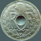 Photo numismatique  Monnaies Monnaies Françaises Troisième République 10 centimes Lindauer 10 centimes Lindauer 1918, G.286 petites traces sinon SUPERBE