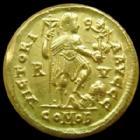 Empire RomainHONORIUS, HONORIOHONORIUS, solidus Ravenne (Ravenna),