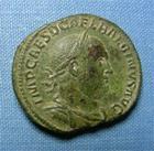Photo numismatique  Monnaies Empire Romain 3ème siècle BALBIN Sesterce BALBIN Sesterce frappé à Rome en 238, Concordia, Ric 22 / Cohen 4 TTB+ belle patine!!
