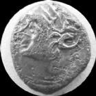 Photo numismatique  Monnaies Monnaies Gauloises Sequani, Sequanes Denier Q.DOCI.SAM.F Sequanes, Sequani, Denier Q.DOCI.SAM.F, 1e siècle avant Jc, Cheval à gauche, 1,79 grms, DT 3245 TB+