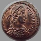 Photo numismatique  Monnaies Empire Romain CONSTANCE II, CONSTANTIUS II, CONSTANTIO II Centenionalis, mittel bronze, ae, CONSTANCE II, CONTANTIUS II, Centenionalis Trêves en 348-350, Fel Remp Reparatio, 5,33 grms, RIC 214 SUPERBE/TTB+