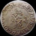 Photo numismatique  Monnaies Monnaies Royales Charles VIII Karolus ou Dizain CHARLES VIII, Karolus ou Dizain , 11 Novembre 1488, point 14e Troyes, 2,52 grms, DY.593 TTB