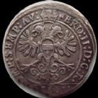 Photo numismatique  Monnaies Allemagne avant 1871 Allemagne, Deutschland, Constanz, Constance 10 Kreuzers Constance, Kontanz, Ferdinand II, 10 kreuzers 1623, KM.119 TTB+