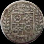 Photo numismatique  Monnaies Allemagne avant 1871 Allemagne, Deutschland, Mainz, Mayence 1 Albus Mayence, Mainz, I Albus 1679 MF, KM.167 TB à TTB