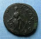 Photo numismatique  Monnaies Empire Romain ANTONIN LE PIEUX, ANTONINUS PIUS, ANTONINO PIO Dupondius, dupondii ANTONIN LE PIEUX (antoninus pius) dupondius frappé à Rome en 151.152, Ric 898, C.51 TB