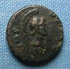 Photo numismatique  Monnaies Empire Romain DOMITIEN, DOMITIANUS, DOMITIAN, DOMITIANO Quadrans DOMITIEN (Domitianus) quadrans frappé à Rome en 83, RIC 427 TTB