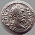 Photo numismatique  Monnaies Empire Romain SEPTIME SEVERE, SEPTIMUS SEVERUS, SEPTIMO SEVERO Denier, denar, denario, denarius SEPTIME SEVERE, SEPTIMIUS SEVERUS, denier Rome en 205, Jupiter, 3,14 grms, RIC 196 TTB