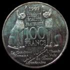 Photo numismatique  Monnaies Monnaies Françaises Cinquième république 100 francs