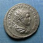 Photo numismatique  Monnaies Empire Romain CARACALLA Antoninien, antoninianus, antoniniane CARACALLA, Antoninien frappé à Rome en 216, vénus victrix, RIC 311d TTB+