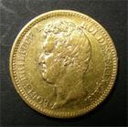 Photo numismatique  Monnaies Monnaies Fran�aises Louis Philippe 20 Francs or LOUIS PHILIPPE Ier, 20 Francs or 1831 A, Gadoury 1030a TTB