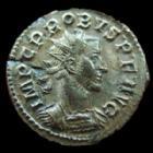 Photo numismatique  Monnaies Empire Romain PROBUS, PROBIO Antoninien, antoninianus, antoniniane PROBUS, antoninien Lyon en 276-282, Mars Victor, 4,09 grms, RIC 83 presque SUPERBE
