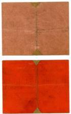 Photo numismatique  Billets Billets des camps de prisonniers Dépot de prisonniers de guerre du Havre Billet et carton Depot de prisonniers du Havre, 0,10 franc et 5 francs, TTB