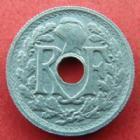 Photo numismatique  Monnaies Monnaies Françaises Gouvernement Provisoire 10 Centimes 10 centimes zinc, 1945 B, G.292 SUPERBE