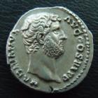 Empire RomainHADRIEN, HADRIANUS, HADRIANO, HADRIANHADRIEN, HADRIANUS, l'egypte, superbe denier