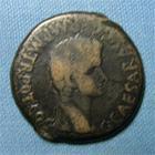 Photo numismatique  Monnaies Colonies Romaines 1er siècle CALIGULA Moyen bronze, mittel bronze, ae Espagne OSCA, CALIGULA Moyen bronze, cavalier, Cohen 51 TB à TTB R!