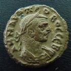Photo numismatique  Monnaies Colonies Romaines Alexandrie, Alexandria Tétradrachme PROBUS, tétradrachme Alexandrie (Alexandria) 276-277, AN.2, Elpis à gauche, LB, 7,86 grms, Dattari 5533 TTB à SUPERBE