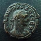 Photo numismatique  Monnaies Colonies Romaines Alexandrie, Alexandria Tétradrachme PROBUS, Alexandrie, tétradrachme 276-277, Aigle, LB, 7,92 grms, Dattari 5549, TTB à SUPERBE