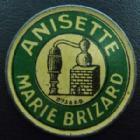 Photo numismatique  Monnaies Monnaies de nécéssité Timbre Monnaie 5 centimes Anisette Marie Brizard Timbre Monnaie, 5 centimes Anisette Marie Brizard, TTB+ R!