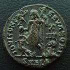 Photo numismatique  Monnaies Empire Romain LICINIUS I, LICINIO I,  Follis, folles,  LICINIUS I, Follis Alexandrie en 321-324, Iovi Conservatori, buste radié, SMALB, 2,63 grms, RIC 28 SUPERBE