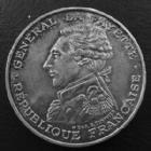 Photo numismatique  Monnaies Monnaies Françaises Cinquième république 100 francs Lafayette 100 francs Lafayette 1987, argent, G.902 TTB à SUPERBE