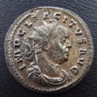 Photo numismatique  Monnaies Empire Romain TACITE, TACITUS, TACITO Antoninien, antoninianus, antoniniane TACITE, TACITUS, antoninien Lyon (Lugdunum) en 275-276, Temporum Felicitas, 3,35 grms, RIC 65 SUPERBE