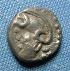 Photo numismatique  Monnaies Monnaies Gauloises 1er si�cle avant J�sus Christ EDUENS / AEDUI Denier, denar, denario, denarius EDUENS /AEDUI denier BN.5411 TB � TTB