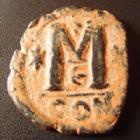Photo numismatique  Monnaies Monnaies Byzantines Justin I er, Justinus I Follis JUSTIN I, JUSTINUS I, follis Constantinople en 518-527, 31/32 mm, 14,94 grms, S.62 TB+/TB à TTB