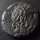Photo numismatique  Monnaies Monnaies grecques Royaume du Pont Bronze ROYAUME DU PONT, AMISOS, PONTOS AMISOS, AE 20 mm, Sous Mithridates VI 85-65, 7,46 grms, SNG.BM Black Sea 1221-5, TB+