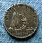 Photo numismatique  Monnaies Médailles Charles X Médaille CHARLES X, Sacre, médaille 14 mm TTB