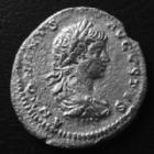 Photo numismatique  Monnaies Empire Romain SEPTIME SEVERE, SEPTIMUS SEVERUS, SEPTIMO SEVERO Denier, denar, denario, denarius SEPTIME SEVERE et CARACALLA, SEPTIMIUS SEVERUS, CARACALLA, denier Rome en 200-201, bustes de Septime et de Caracalla, 2,39 grms, RIC 157 (R3) TB à TTB