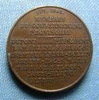 Photo numismatique  Monnaies Médailles 19ème siècle Médaille 1848, Gouvernement provisoire, Février 1848, médaille 26 mm TTB+