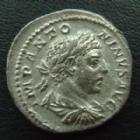 Photo numismatique  Monnaies Empire Romain ELAGABAL, ELAGABALUS, ELAGABALO Denier, denar, denario, denarius ELAGABAL, ELAGABALUS, denier Rome en 219, PM TR P II COS II PP, 3,34 grms, RIC 23 TTB