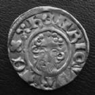 Photo numismatique  Monnaies Monnaies étrangères Grande Bretagne, Great Britain, Angleterre Penny Grande Bretagne, Great Britain, John 1199-1216 (Jean sans terre) penny Londres (London) vers 1204-1209, ABEL ON LVNDE,1,43 grms, S.1353 TTB Rare!