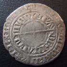 Photo numismatique  Monnaies Monnaies/médailles de Lorraine Charles II de Lorraine Gros CHARLES II, 1390-1431, gros Nancy, 1,74 grms, FLON 33 TB+