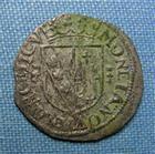 Photo numismatique  Monnaies Monnaies Féodales Lorraine Gros LORRAINE, CHARLES ET NICOLE, 1624.1625, Gros, Flon 9 TTB