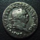 Photo numismatique  Monnaies Empire Romain VESPASIEN, VESPASIAN, VESPASIANUS, VESPASIO Denier, denar, denario, denarius VESPASIEN, VESPASIAN, VESPASIANUS,  denier frappe posthume Rome en 80-81, 2 capricornes, 18 mm, 3,07 grms, RIC2 357 TB à TTB