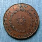 Photo numismatique  Monnaies Jetons Francs Maçons Jeton FRANCS MACONS, Jeton