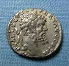 Photo numismatique  Monnaies Empire Romain SEPTIME SEVERE, SEPTIMUS SEVERUS, SEPTIMO SEVERO Denier, denar, denario, denarius SEPTIME SEVERE ( septimus sévèrus) Denier frappé à Emese en 194, RIC 379 TTB+