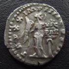 Photo numismatique  Monnaies Empire Romain MARC AURELE, MARCUS AURELIUS, MARCO AURELIO Denier, denar, denario, denarius MARC AURELE, MARCUS AURELIUS, denier Rome en 166, TR PXX IMP IIII COS III VIC PAR, 18,5 mm, 2,68 grms, RIC 163 TTB