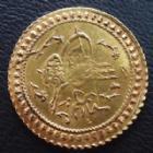 Photo numismatique  Monnaies Monnaies étrangères Turquie, Turkey 1/2 Surre Altin, or, gold Turquie, Turkey, MAHMUD II 1808-1839, 1/2 surre altin 1223, or, gold, 0,80 grm, KM.624 TTB