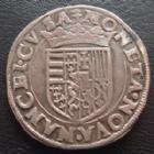 Photo numismatique  Monnaies Monnaies/médailles de Lorraine Charles III Teston au buste juvénile CHARLES III, teston au buste juvénil N.D 1545-1556, 8,90 grms, Flon 5 var. TB/TTB