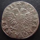 Photo numismatique  Monnaies Monnaies/médailles de Lorraine Cité de Metz Teston METZ Cité, teston 1598, 9,18 grms, Flon 4 TB à TTB