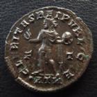 Photo numismatique  Monnaies Empire Romain CONSTANTIN II, CONSTANTINUS II, CONSTANTINO II Follis, folles,  CONSTANTIN II, CONSTANTINUS II, follis Trêves (Trier) en 317-318, Claritas Reipublicaen .ATR/FT, 302 grms, 20 mm, RIC 179 R4! SUPERBE+