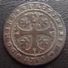 Photo numismatique  Monnaies Monnaies étrangères Schweiz, Suisse, Bern, Berne 1/2 Batzen, 1/2 schwitzer Bazen Schweiz, Suisse, Switzrland, Bern, Berne, 1/2 batzen 1785, KM.91 TTB