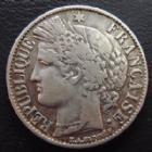 Photo numismatique  Monnaies Monnaies Françaises Troisième République 1 Franc 1 franc Cérès 1895 A Paris, G.465a TTB