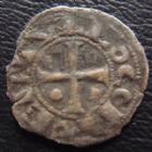 Photo numismatique  Monnaies Monnaies Féodales Béarn Obole