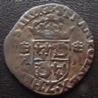 Photo numismatique  Monnaies Monnaies Royales Henri III Douzain du Dauphiné au 2 H couronnés HENRI III, douzain du Dauphiné au 2 H couronnés, 1576 1er type, Z-Grenoble, 1,83 grms, DY.1143 TB à TTB