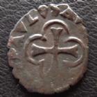 Photo numismatique  Monnaies Monnaies Féodales Comtat Venaissin Patard AVIGNON, Comtat Venaissin, Paul V (Camille Borghèse), patard non daté, 0,74 grm, PA.4288 TB+