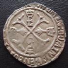 Photo numismatique  Monnaies Monnaies Royales François Ier Grand blanc de Bretagne FRANCOIS Ier, grand blanc de Bretagne, Rennes ou Nantes?, 2,55 grms, DY.854 TTB